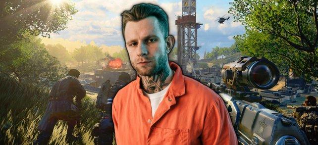 """Ein """"Call of Duty""""-Spieler wandert wegen eines gravierenden Fehlers wieder ins Gefängnis. Bildquelle: Getty Images / LightFieldStudios"""