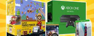 Deals: Schnäppchen des Tages: Wii U und Xbox One in den Blitzangeboten auf Amazon