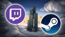 erobert plötzlich Twitch und Steam