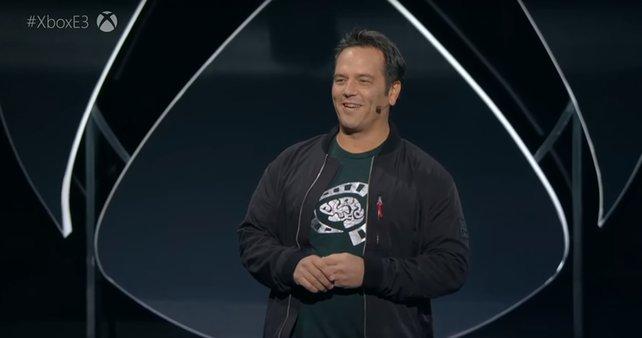 Xbox-Chef Phil Spencer bezieht Stellung gegenüber Hass und Beleidigungen im Internet.