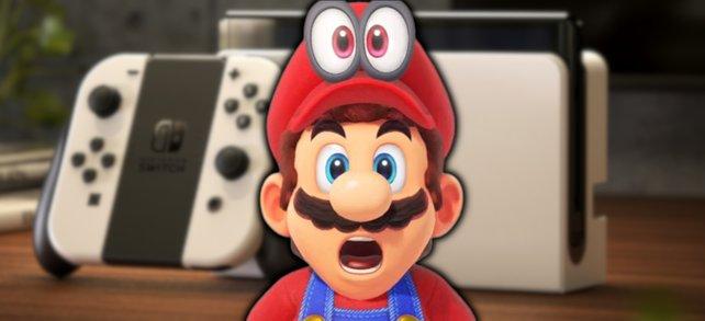 Nintendo kündigt überraschend ein neues Switch-Modell an.