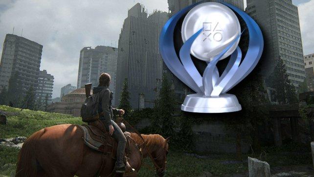 The Last of Us 2 verdient sich auf der PS4 eine ganz eigene Trophäe.