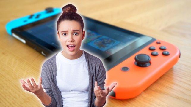 Nintendo-Fans haben ein großes Problem mit der Switch. Bildquelle: Getty Images/ Khosrork