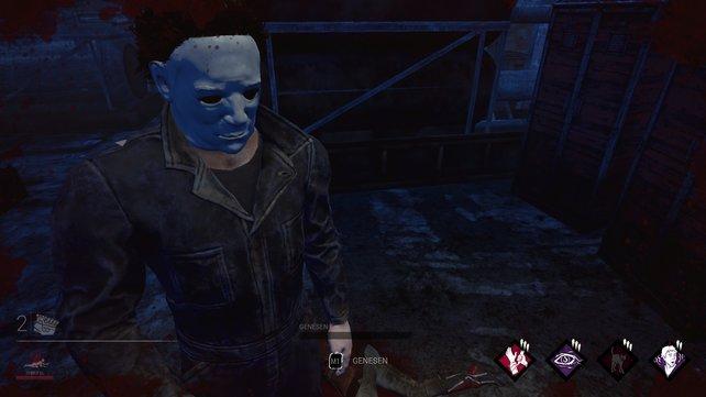 In Dead by Daylight triumphiert Michael Myers in Zukunft über sein letztes Opfer.