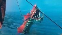 Valheim: Seeschlange töten und Schlangenschuppenschild craften