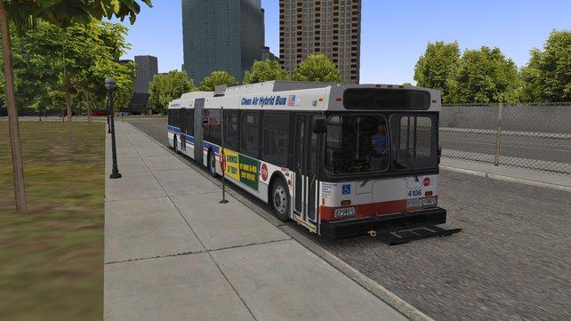 Mit der Chicago-Erweiterung transportiert ihr Passagiere mit neuen Gerätschaften.