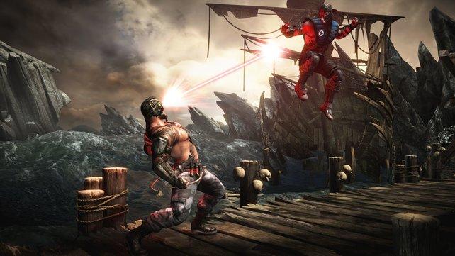 """Mortal Kombat X: Geht es nach der Meinung einiger Leute, sollte die Altersfreigabe nicht nur """"ab 18"""", sondern auch """"bis 25"""" lauten."""
