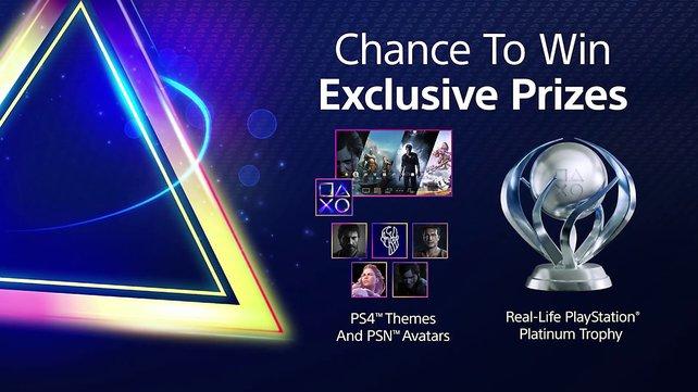 Die Playstation Player Celebration lockt mit exklusiven Preisen.