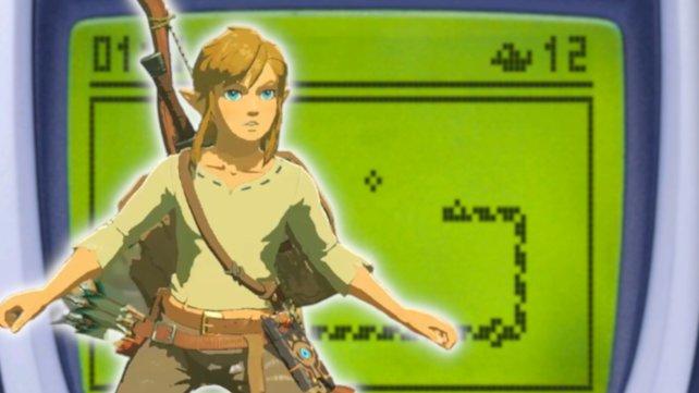News | Ultimative Zelda-Challenge gemeistert: Fan schwitzt 8 Monate lang