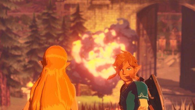 Es gibt Probleme mit der Demo von Hyrule Warriors: Zeit der Verheerung.
