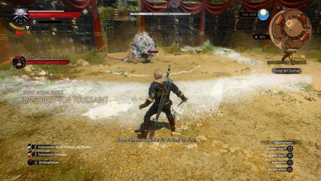 Kämpfe in The Witcher 3: Spaß oder Spaßbremse?