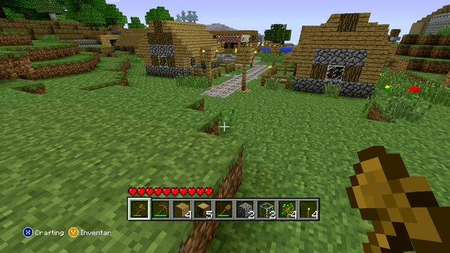 AmazonSchnäppchen Viel Spiel Für Wenig Geld Minecraft Xbox - Spieletipps minecraft xbox one