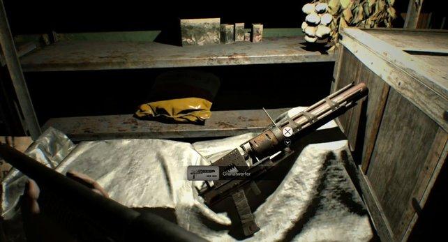 Der Granatwerfer wird gerne vergessen – wir zeigen, wo ihr ihn findet!