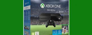 Deals: Schnäppchen des Tages: Xbox One mit Fifa 16 im Angebot