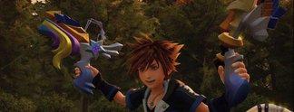 Kingdom Hearts 3: So lustig reagiert das Internet auf den neuen Trailer