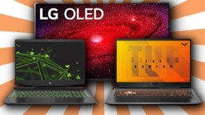 Gaming-Laptops und 4K TVs im Angebot