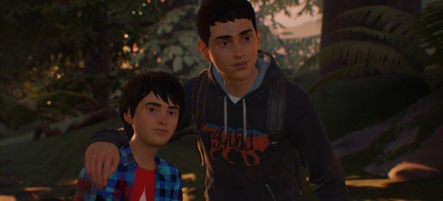 Life is Strange 2: Die Brüder Daniel und Sean werden aufgrund ihrer mexikanischen Herkunft diskriminiert.