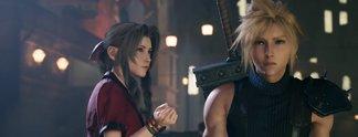 Final Fantasy 7 Remake: Neuer Trailer mit frischen Spielszenen