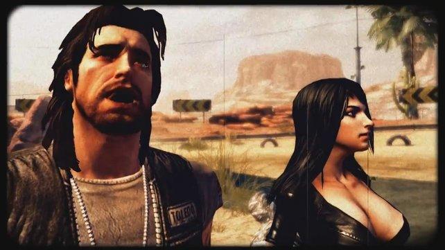 """Ride to Hell ist das Beispiel für ein gelungenes """"Open World""""-Spiel."""