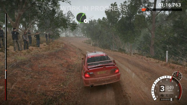 Dank Editor erwartet euch bei Rallye-Etappen eine immer neue Streckenführung.