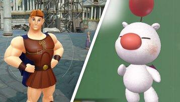 <span>Kingdom Hearts 3:</span> Motive aller 20 Fotomissionen