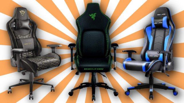 Prime Day: Aktuell könnt ihr euch Gaming-Stühle zum Schnäppchenpreis kaufen.