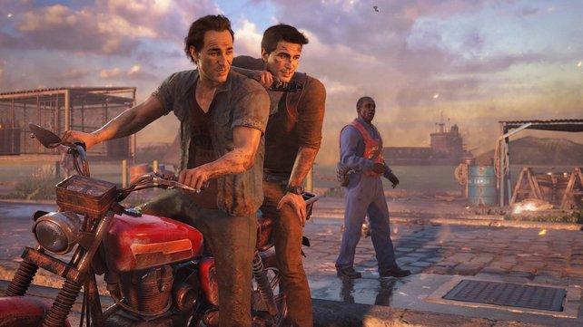Uncharted 4 - A Thief's End: Ein letztes Abenteuer und jede Menge neuer Trophäen.