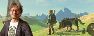 The Legend of Zelda - Breath of the Wild: Chefentwickler gibt sich selbst die Schuld an Verschiebungen