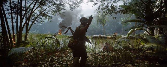 In CoD: Black Ops Cold War kämpft ihr erneut im Kalten Krieg. Auf dem PC soll der Shooter ein Grafik-Feuerwerk abliefern.