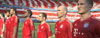 Pro Evolution Soccer 2017: Der FC Bayern München wird im Spiel fehlen