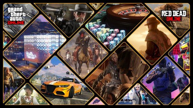 Ob GTA oder Red Dead Redemption: Mittlerweile ist Rockstar Games auch im Multiplayer stark vertreten.