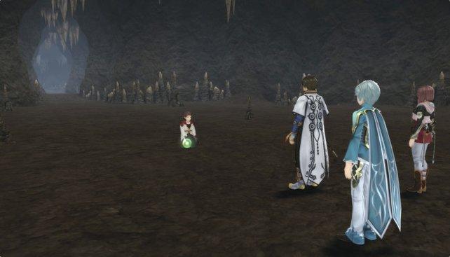 Einer der Irissteine, bekommt ihr in den Yder-Höhlen