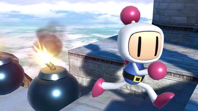 Bomberman ist einer der berühmtesten Neuzugänge!