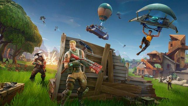 Durch die Isolation erleben Onlinespiele wie Fortnite einen Boom