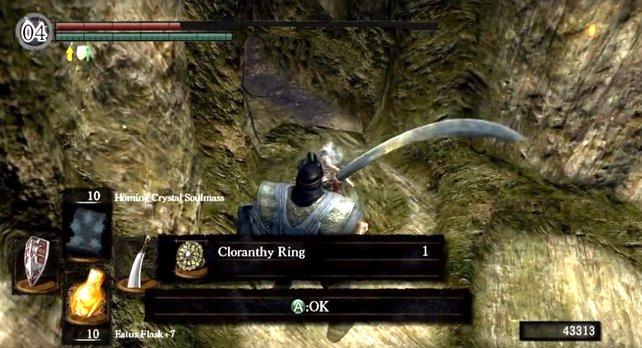 Welche Ringe findet ihr bei Dark Souls am besten?