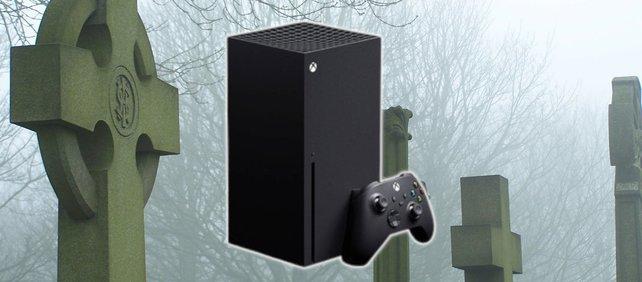 Käufer berichten von ihrer angeblich wiederholt abstürzenden Xbox Series X. Bildquelle: Pixabay / rev_neil