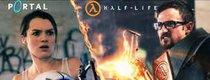 Portal gegen Half-Life: Der Kuchenkampf