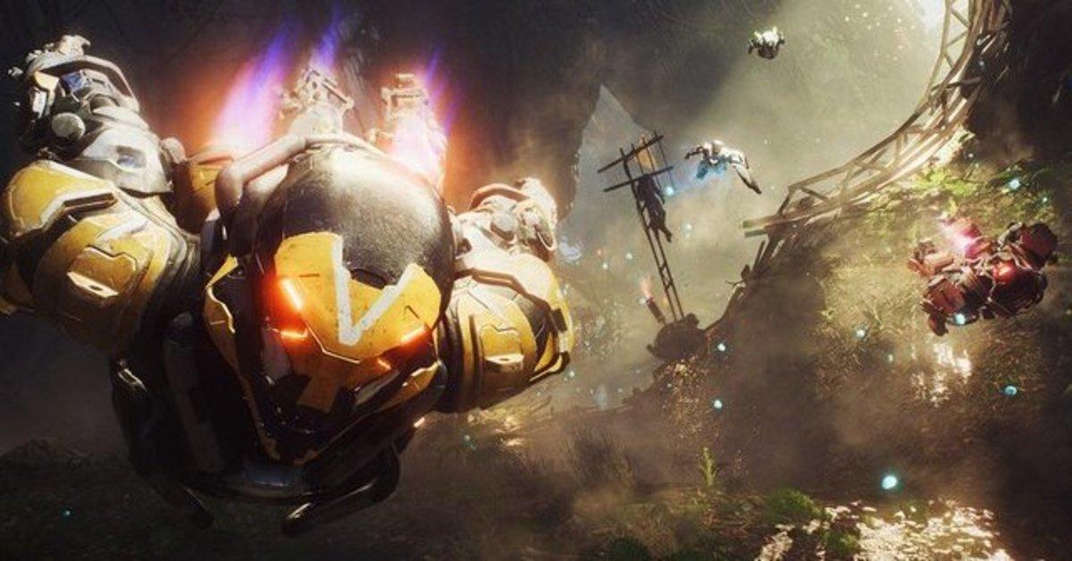 Bioware   Dragon Age macht Fortschritte und Anthem nicht abgeschrieben