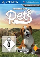 Playstation Vita Pets