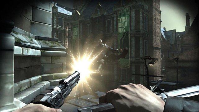 In Dishonored müsst ihr die Geschicke einer Welt leiten, die sich in den Händen von Dämonen, Regenten und Assassinen befindet.