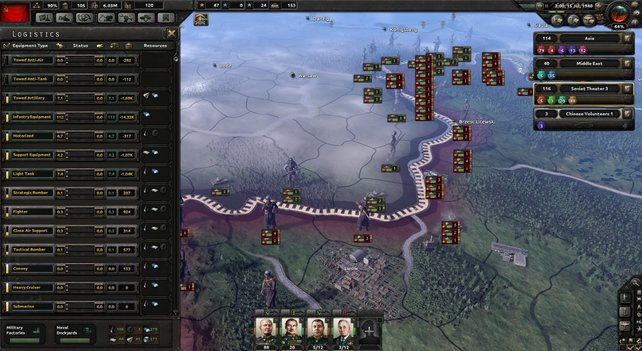 Hearts Of Iron 4 Konsolenbefehle