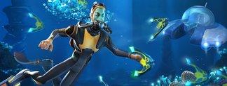 Tests: Subnautica: Motivierender Überlebenskampf in fantastischer Unterwasserwelt