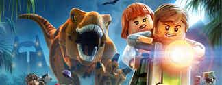 """Lego Jurassic World: Die besten Momente der """"Jurassic Park""""-Filme"""