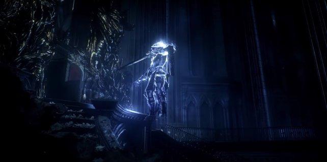 Noctis muss es schaffen, alle alten Mächte der Könige von Lucis in sich zu vereinen. Auch sein Vater ist Teil dessen.