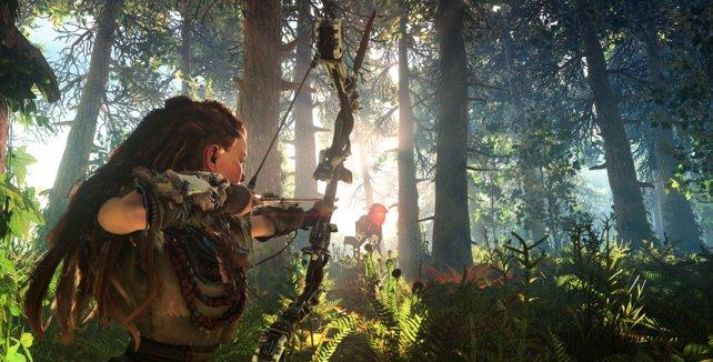 """Könnten die """"Horizon-Zero Dawn""""-Entwickler auf ein Sequel für die PS5 abzielen?"""