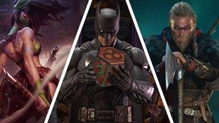 Gratis-Spiele und exklusive Inhalte im Juli