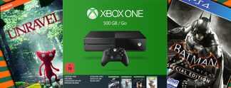 Deals: Schnäppchen des Tages: Xbox One, Unravel und Batman Arkham