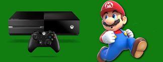 Microsoft: Xbox-Chef würde gerne Nintendo-Spiele auf Xbox One sehen