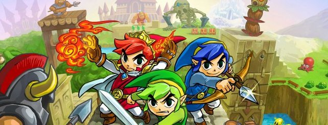 The Legend of Zelda - Triforce Heroes