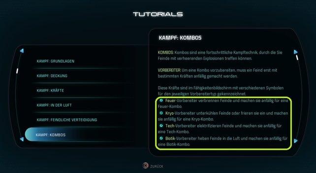 """Achtet bei der Auswahl der Kräfte auf diese blauen Symbole für """"Vorbereiter"""" und """"Detonator""""."""